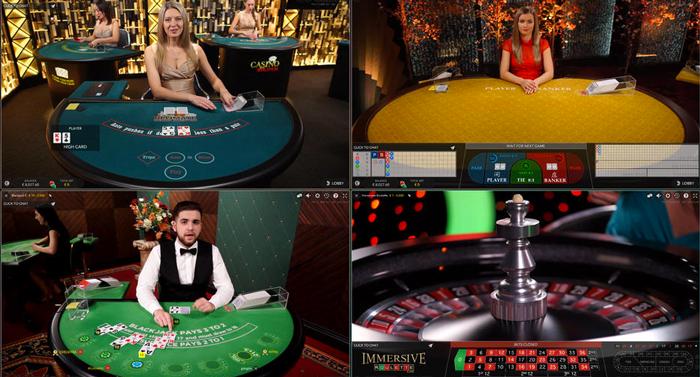 Casinospill pa nett